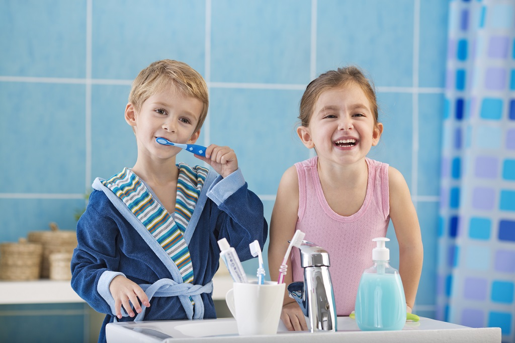 Mouthwash for children