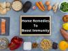 immunity home remedies