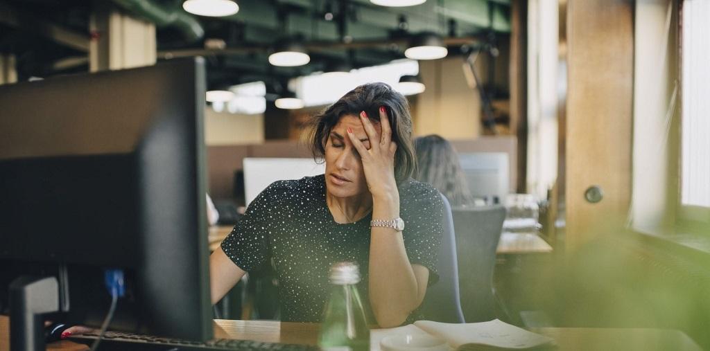Mental Fatigue Signs